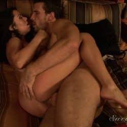 Porno vintage con Sienna West follando en infinitas posiciones