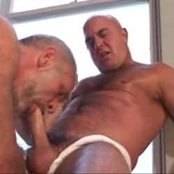 Viejos gay follando duro por el culo