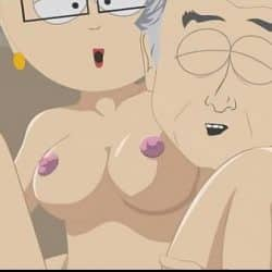 Versión hentai de South Park con sus protagonistas follando